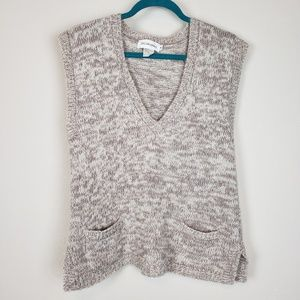 JH Collectibles Mohair Wool sweater Vest